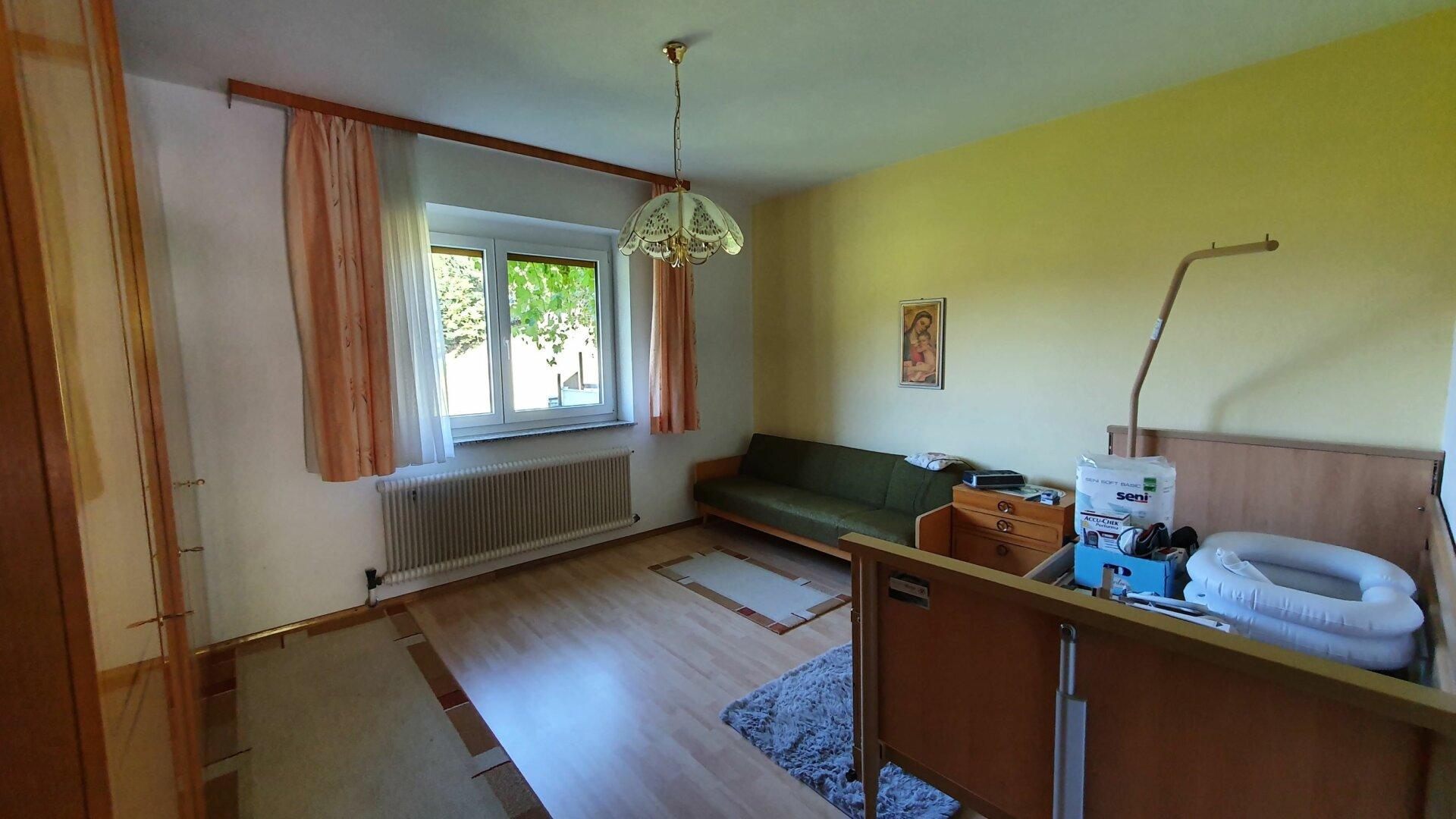 Einfamilienhaus Kirchbichl, Zimmer EG