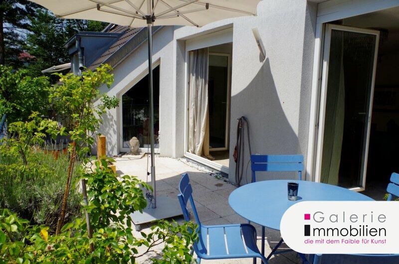 Attraktive DG-Maisonette mit großer Terrasse in Grünruhelage Objekt_25706