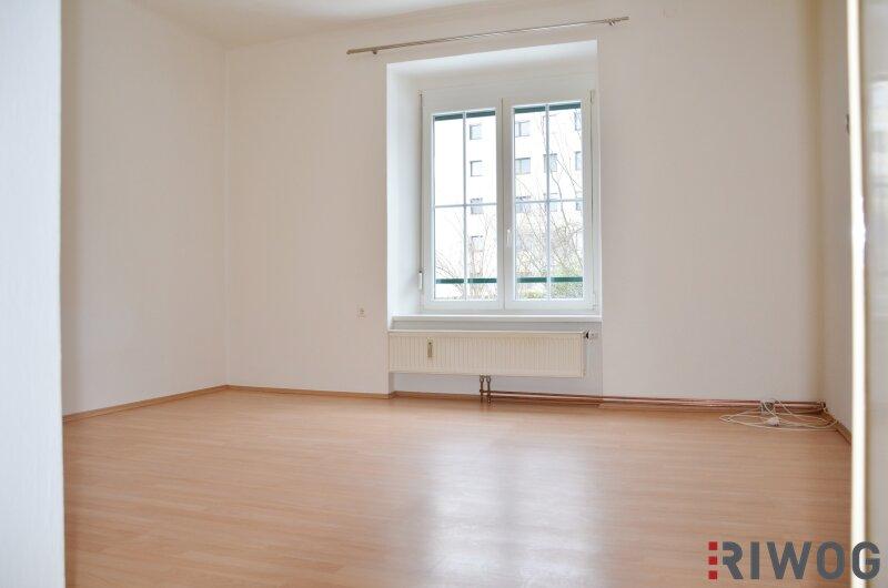 3 Zimmer Erdgeschoss-Wohnung mit Gartenanteil!