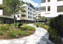Goldegg Gardens: 99m² Neubau mit Terrasse + Eigengarten - 1040 Wien