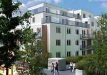 Neubau 3-Zimmer-Wohnung Erstbezug inkl Komplettküche, Balkon und Kellerabteil mit U1 Kagraner Platz in Gehweite /KP26 2-26, 2-26