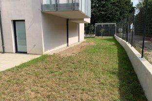 absolute Grünlage - Wohnung 83 m² - Garten mit Terrasse 195 m² - Erstbezug