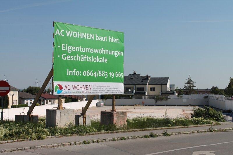 Eigentumswohnung beim Bahnhof Gänserndorf