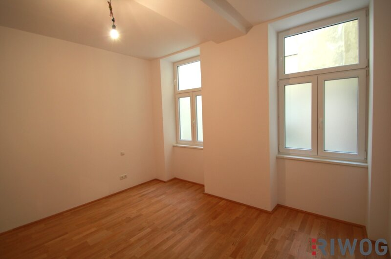 !! ruhige GARTENWOHNUNG mitten in der Stadt !! 2 Zimmer Erstbezug nähe Augarten/Donaukanal /  / 1200Wien / Bild 3