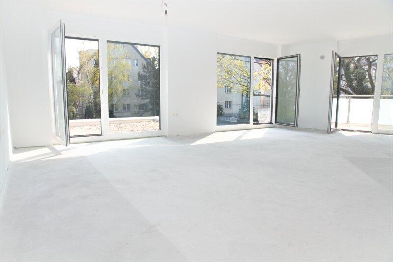 2 BALKONE, 52m²-Wohnküche + 3 Zimmer, NEUBAUERSTBEZUG! /  / 1190Wien / Bild 0