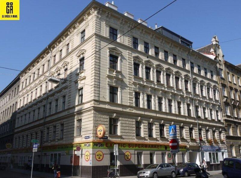 Provisionsfrei für den Käufer - 2 Zimmer Alt-Wiener Vorsorgewohnung - Nähe Stadthalle - Hohes Wertsteigerungspotential