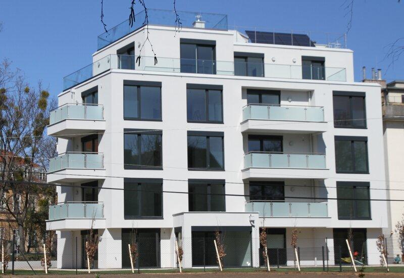6,65 m² BALKON + 2 französ. Balkone, 38m²-Wohnküche + Schlafzimmer, Obersteinergasse 19 /  / 1190Wien / Bild 2