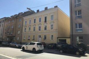 Zinshaus in aufstrebender Lage in Linz.
