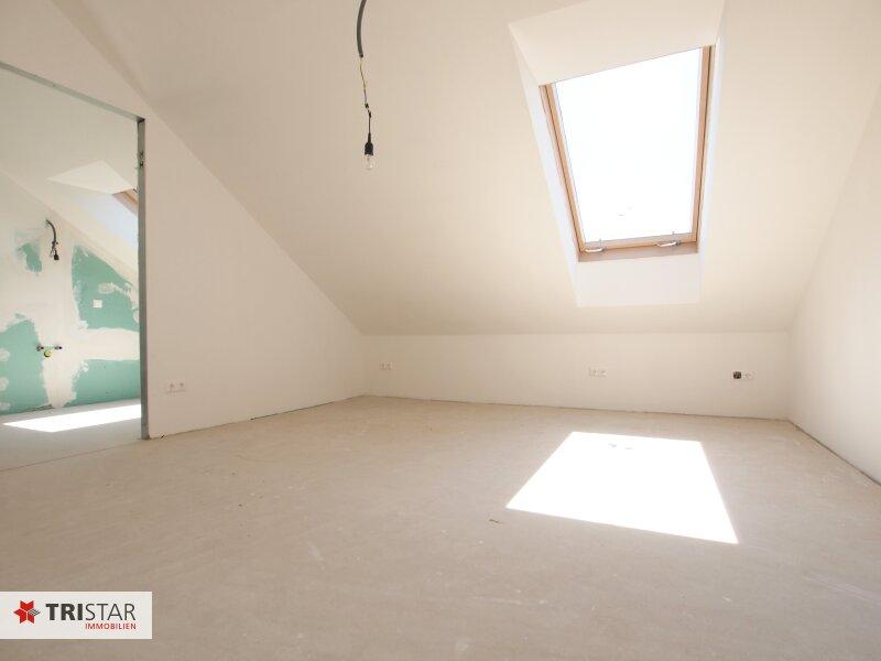 Hochwertig errichtete 3 Zimmer DG-Wohnung mit großer Wohnküche, Bad, separater Toilette und Terrasse, in wunderschöner Innenhofruhelage! /  / 1100Wien / Bild 6