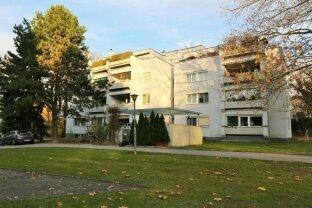 Entzückende Wohnung mit Loggia im Schlosspark Bisamberg