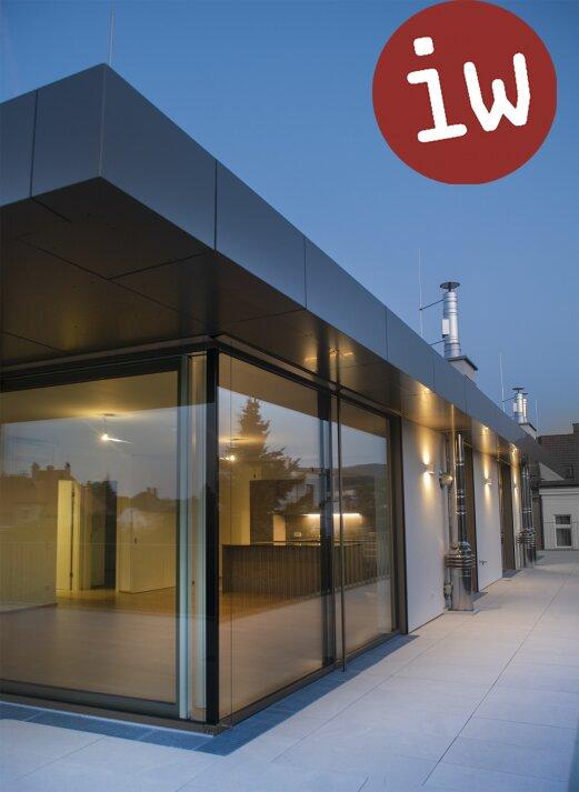 Luxuriöses Penthouse, große Terrasse. Erstbezug!