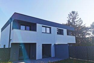 Doppelhaus mit Keller auf Eigengrund  - Deutsch-Wagram- 170m² Gesamt Nutzfläche