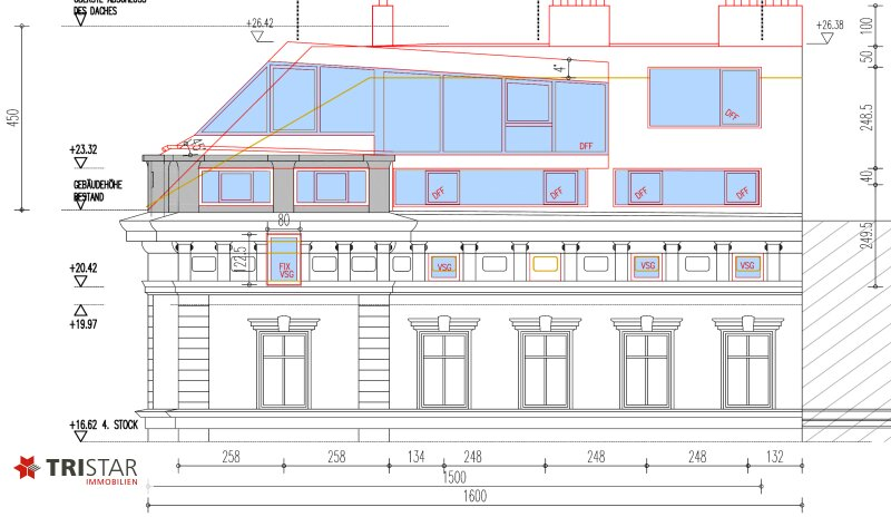 NEU! ++ 1070 Wien ++ 3 Exklusive Dachgeschosswohnungen mit Panoramablick (Top 16) ++ /  / 1070Wien / Bild 9