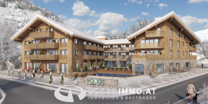 Eigentumswohnung, Gletschermoosstraße 6, 5700, Zell am See, Salzburg