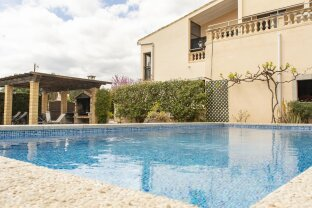Mallorca - Chalet mit Pool in Strandnähe