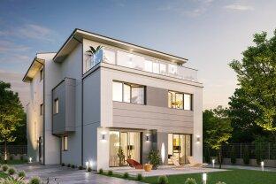 Exklusiv: Doppelhaus auf Eigengrund nahe Lainzer Tiergarten