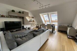 PROVISIONSFREI für den Mieter! - Möblierte, Klimatisierte 2-Zimmer Dachgeschosswohnung mit Terrasse Nähe Schmelz