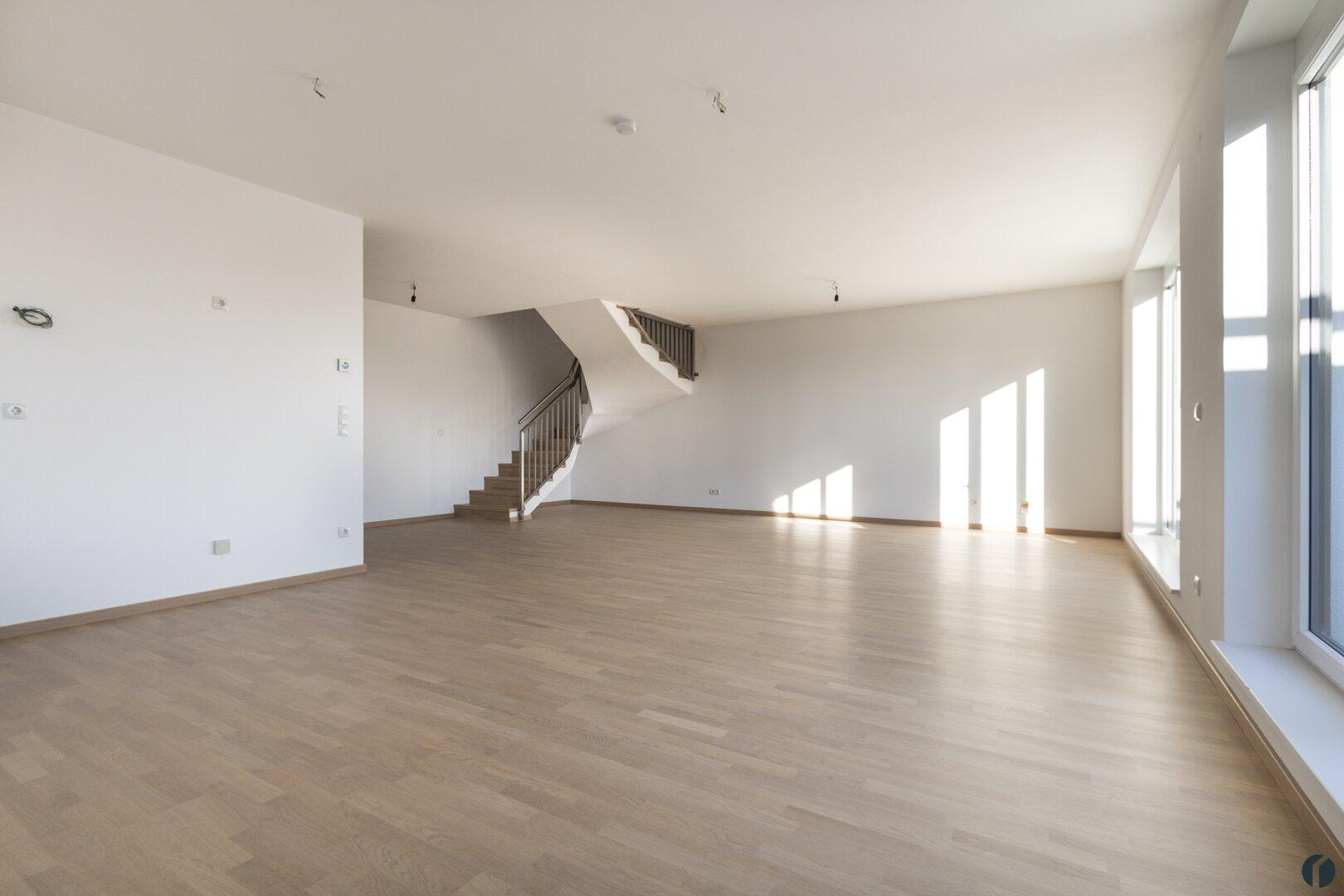 Musterwohnung Wohnraum