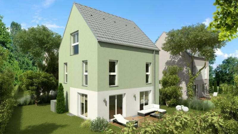 Neues Einfamilienhaus in Rannersdorf, bezugsfertig, mit herrlichem Ausblick