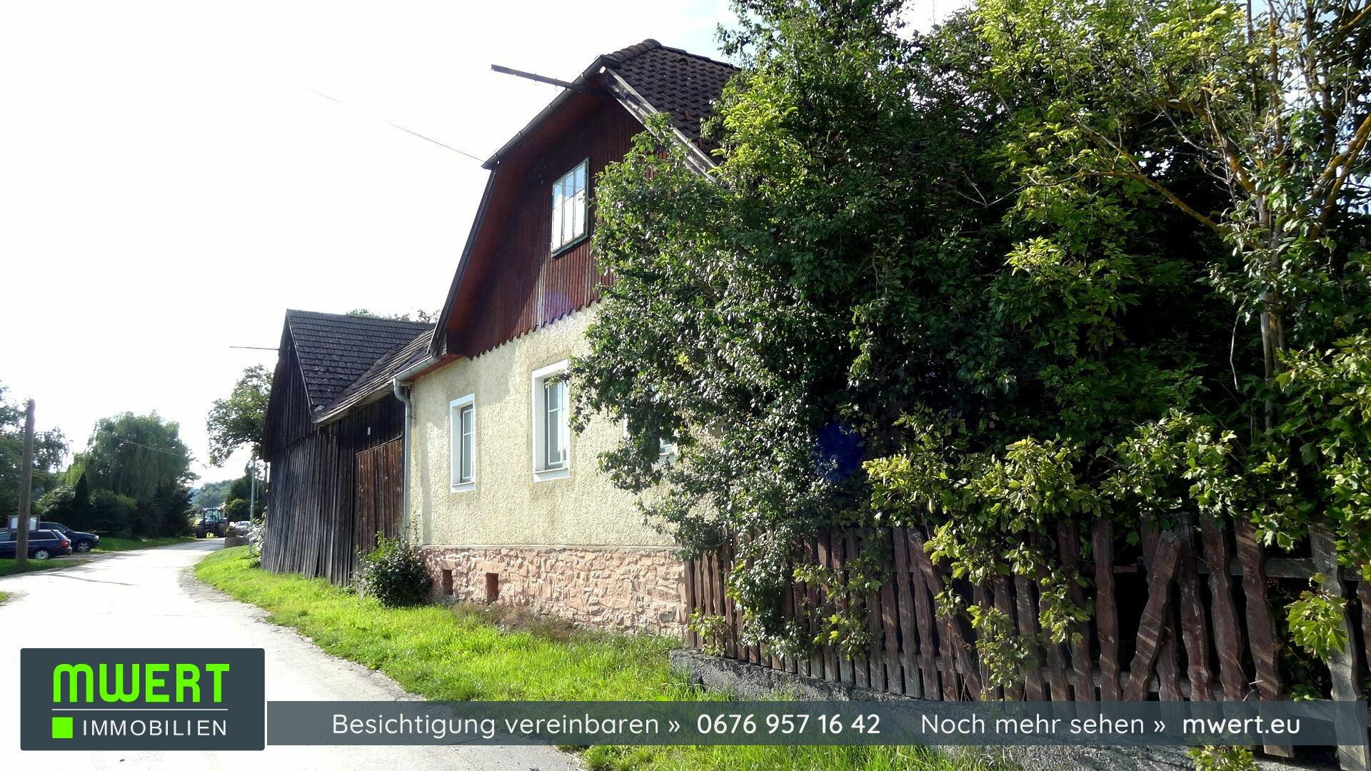 Haus im Waldviertel, Krems, Dankholz