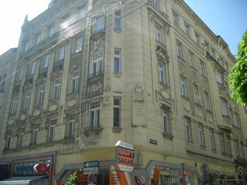 U3 Neubaugasse / schönes Stilhaus / unbefristete 5 Zimmer Wohnung /  / 1070Wien / Bild 0