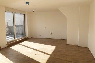 MIETKAUF -- 3-Zimmer Dachgeschosswohnung mit 2 Terrassen