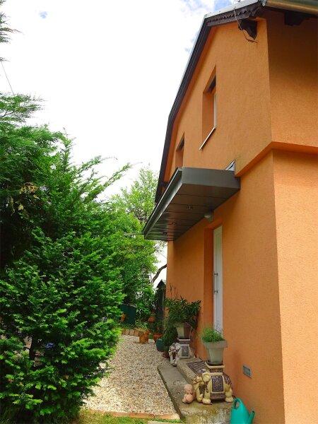 Grundstück mit Haus in herrlicher Grünruhelage, 730 m2,  modernisiertes Fachwerkhaus, Anbau oder zusätzlicher Bau möglich, Linie 43! /  / 1170Wien / Bild 3