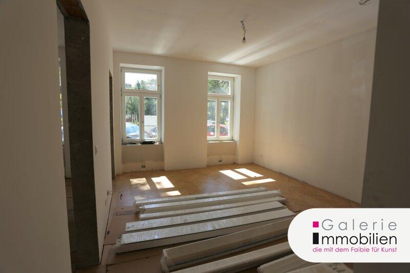 Toplage - Helle 2-Zimmer-Wohnung in generalsaniertem Gründerzeithaus am Kinzerplatz 4 Objekt_33040
