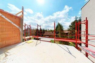 1130,360° Besichtigung-NEUBAUPROJEKT in Fertigstellung - 12 kompakte Eigentumswohnungen mit Garten/Balkon/Terrasse