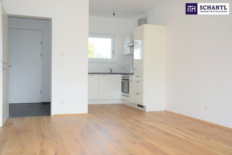 Eine Wohnung die das Herz begehrt: Top ausgestattete, moderne Erstbezugswohnung in absolut bezaubernder Ruhelage ! /  / 8054Graz / Bild 9