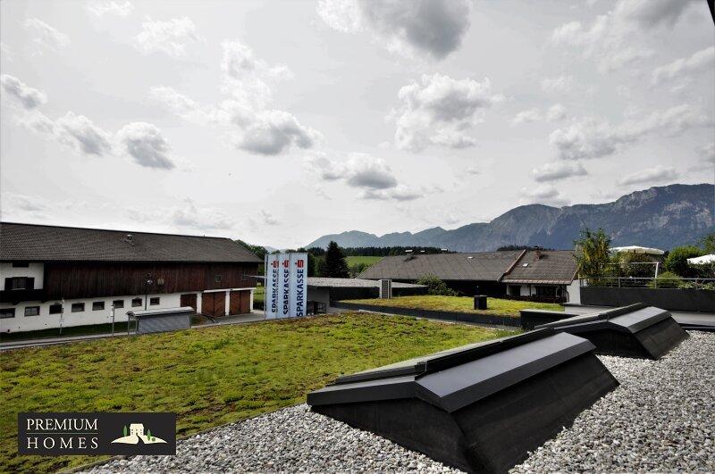 BAD HÄRING - MIETWOHNUNG - Blick vom Balkon in die Natur und Bergwelt