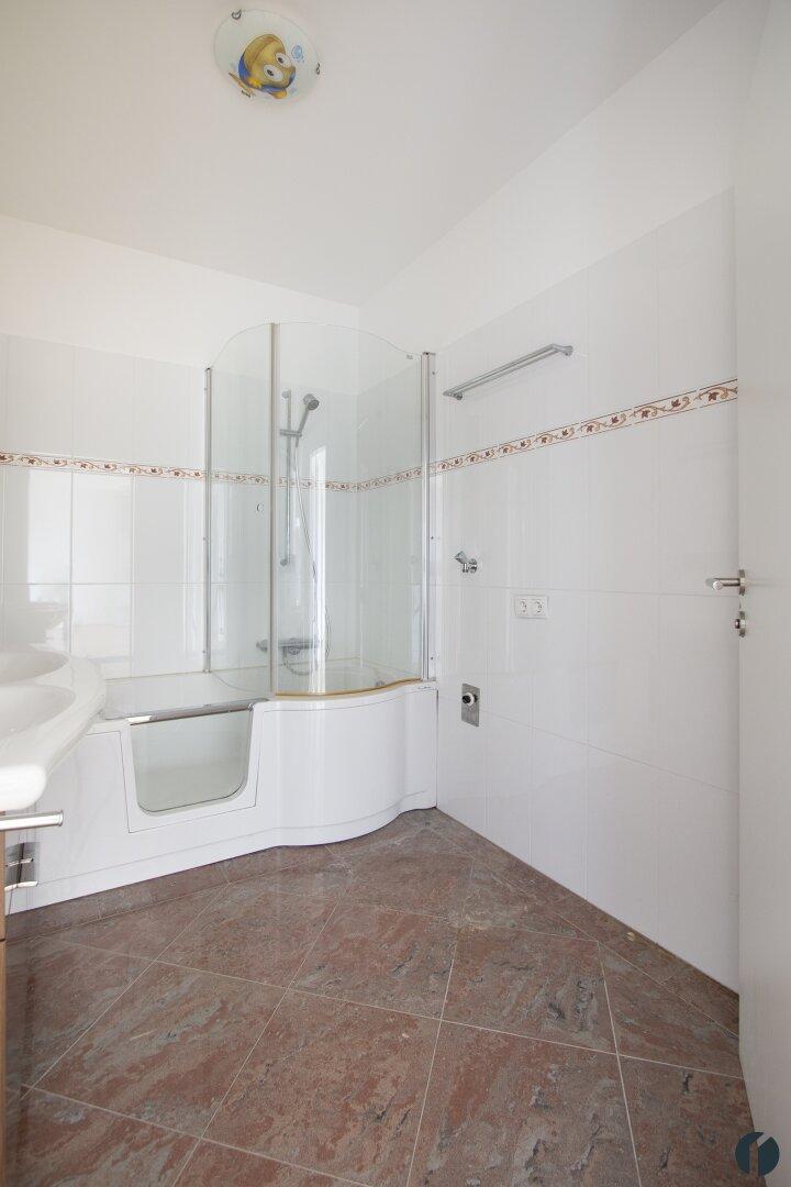 Badezimmer - Waschmaschinenschluss
