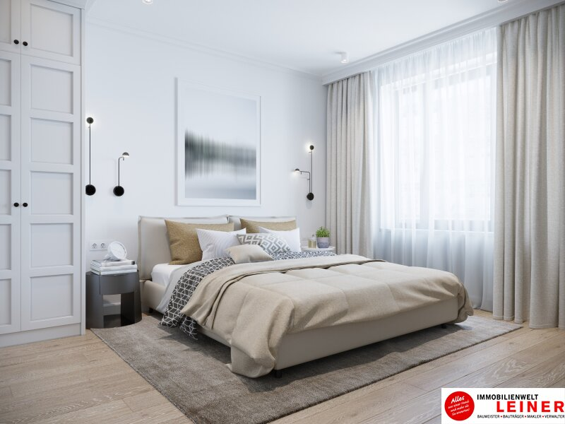 Es ist die beste Wohnung! Provisionsfreie Eigentumswohnung - Erstbezug - 3 Zimmer mit Balkon & Loggia - 1110 Objekt_15335 Bild_207