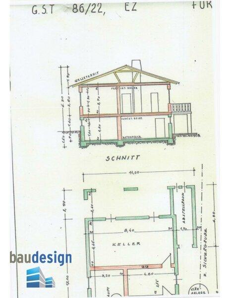 Gelegenheit !  Bisamberg/Kleinengersdorf - Einfamilienhaus in schöner ruhiger Lage mit großer Terrasse /  / 2102Kleinengersdorf / Bild 8