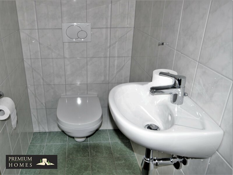 BAD HÄRING - MIETWOHNUNG - Toilette