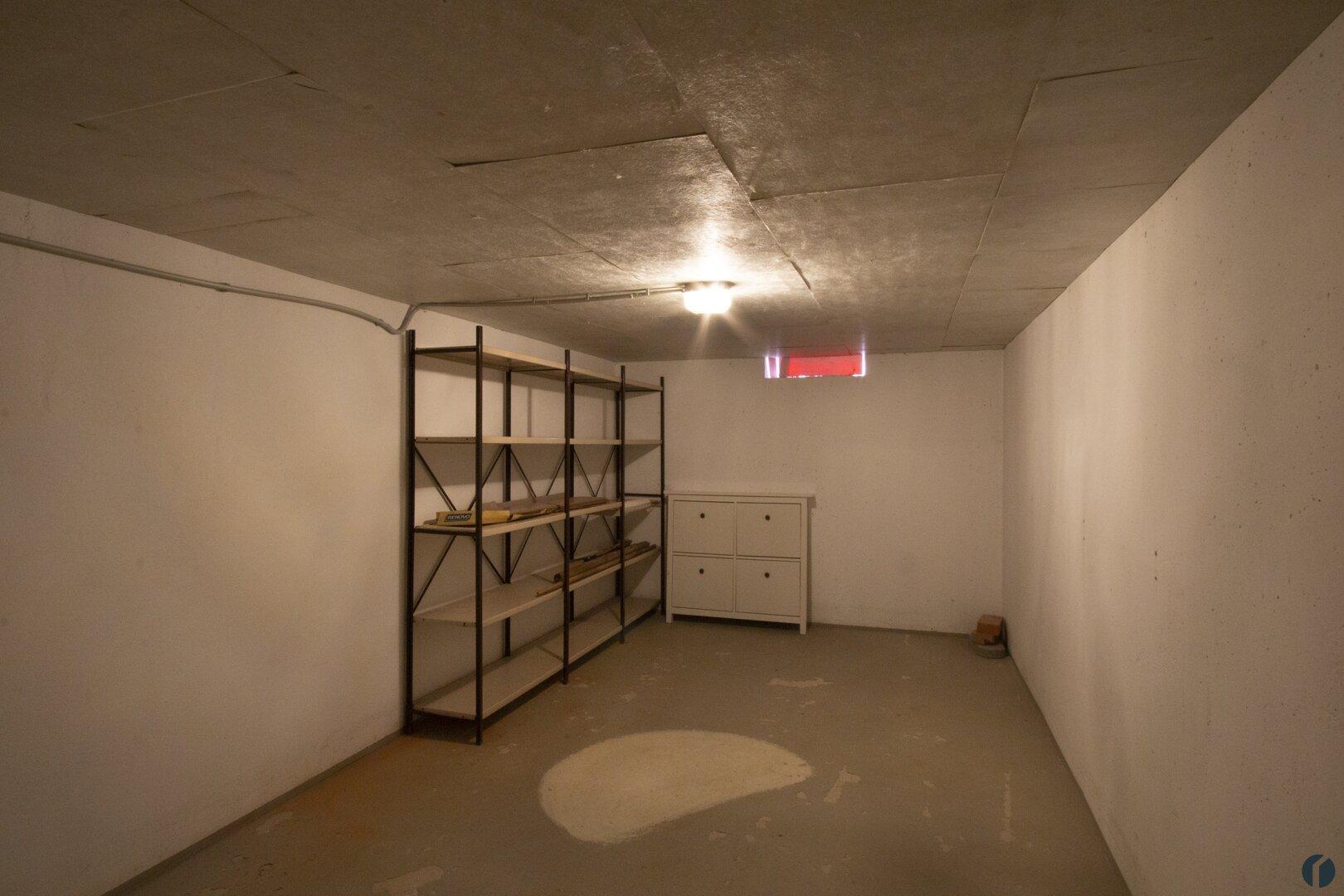 1. Kellerraum