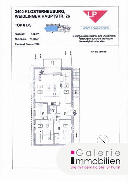 Attraktive Dachgeschoßwohnung mit Terrasse und schönem Blick Objekt_35279 Bild_130