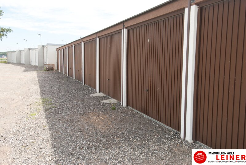 Margarethen am Moos: letzte günstige Garagenbox sofort zu mieten - ideales Lager! Objekt_16104