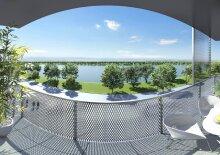 2 Balkone - Entspanntes Wohnen am Badeteich - 3 Zimmer