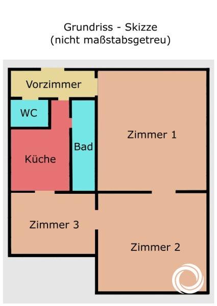 1030// Liebenswerter Altbau im Rochusviertel! /  / 1030Wien / Bild 8