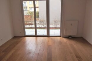 Videobesichtigung - Schöne 2-Zimmerwohnung mit Garten Nähe U-Bahn (U3)
