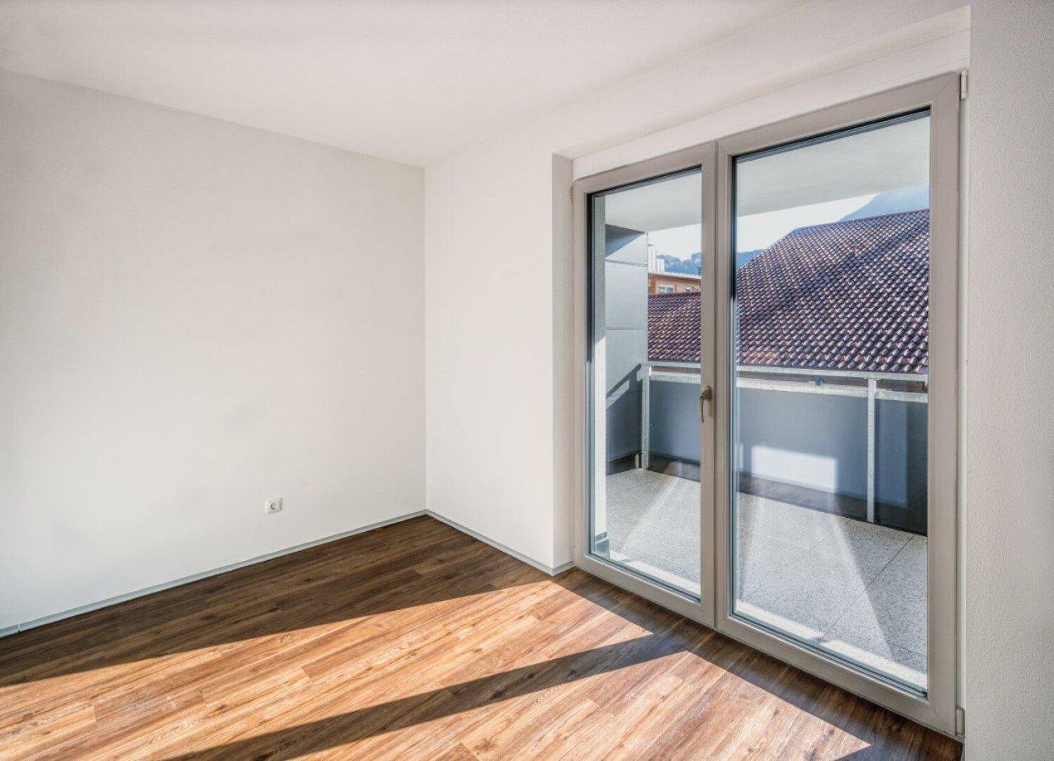 Zimmer mit Balkon, 4-Zimmer Maisonette Wohnung, Schwoich