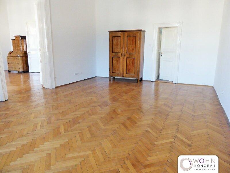 Repräsentative 123m² Palais-Wohnung im Botschaftsviertel - 1030 Wien /  / 1030Wien / Bild 3