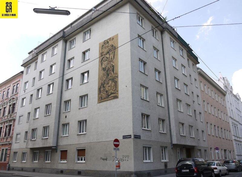 Provisionsfrei für den Käufer - 3 Zimmer Alt-Wiener Vorsorgewohnung - Nähe Augarten/Taborstraße - Hohes Wertsteigerungspotential