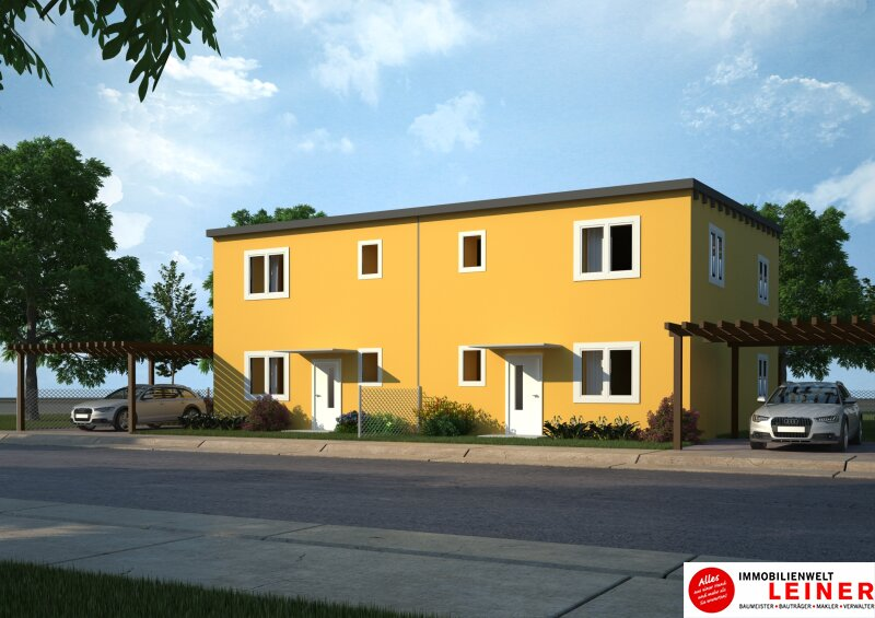 NÄHE WIEN - Doppelhaus mit 3 Schlafräumen und feinem Garten! Objekt_9003 Bild_415