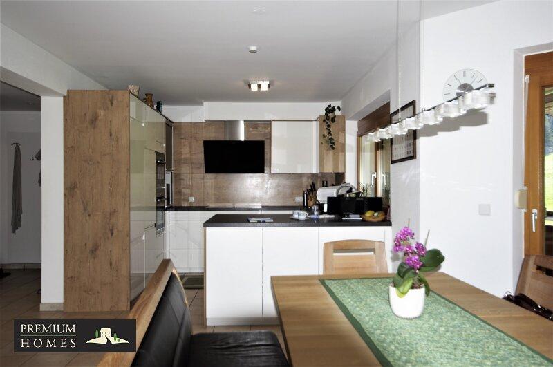Ellmau - Eigentumswohnung - Küche mit Esstisch