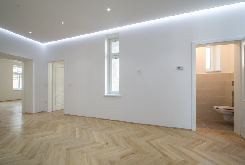 ++NEU** Hochwertiger 4-Zimmer ALTBAU-ERSTBEZUG, toller Stilaltbau, perfekte Raumaufteilung! **Hofruhelage** VIDEOBESICHTIGUNG! /  / 1030Wien / Bild 4