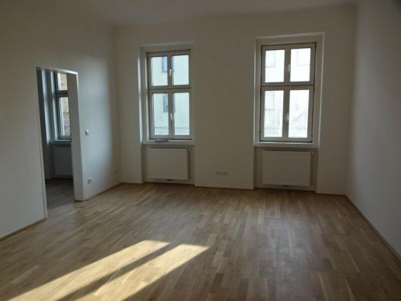 Schöner Altbau-Erstbezug, 2-Zimmer getrennt begehbar, hell +ruhig 67,2 m²,unbefristet, schriftl. anfragen!