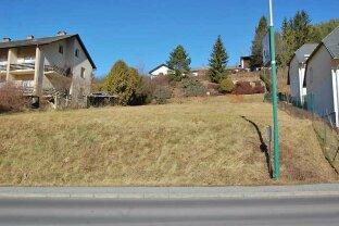 Baugrund in Randlage mit Hanglage in 2860 Kirchschlag i. d. Buckligen Welt, Obj. 12500-SZ