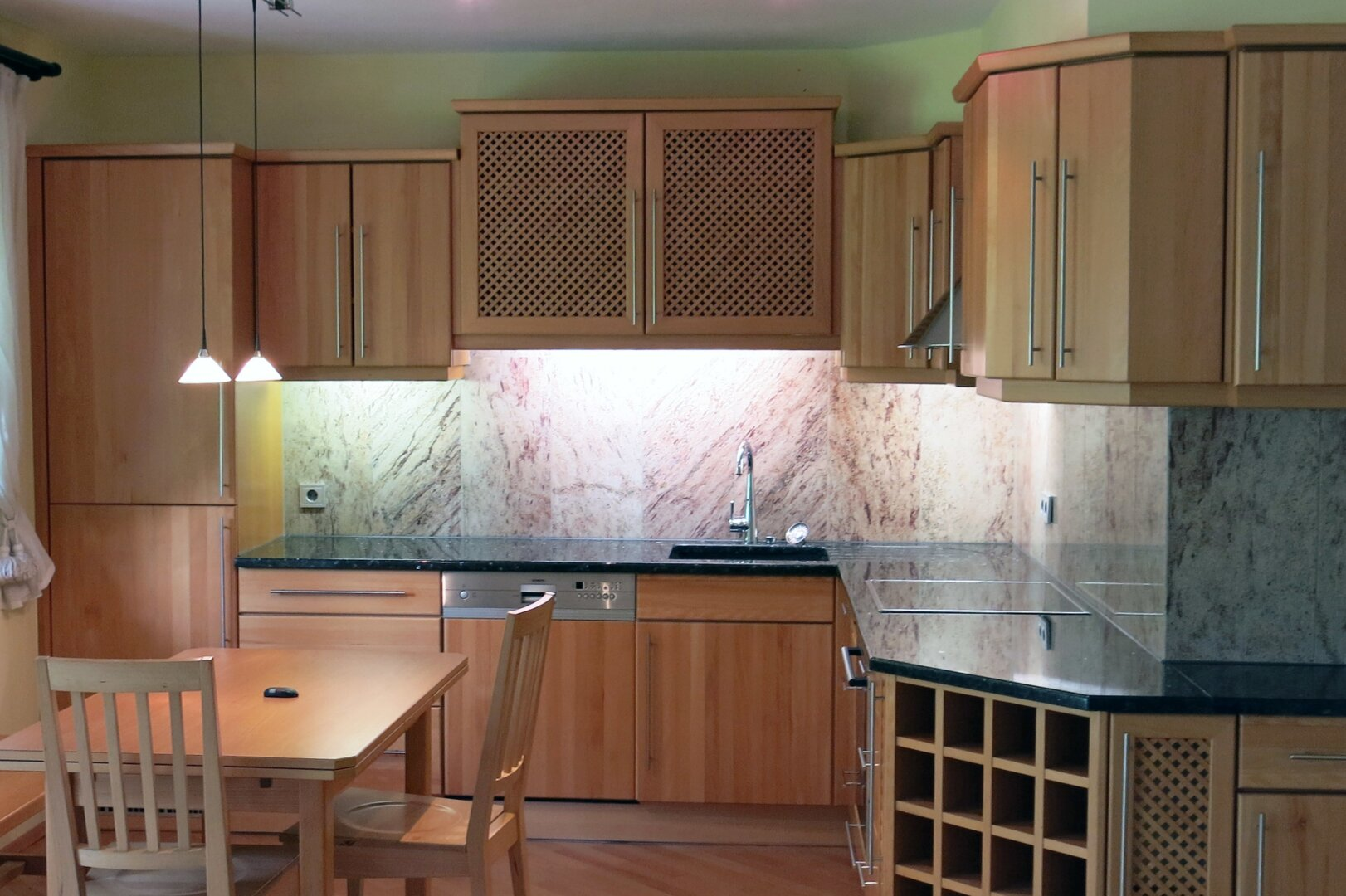 Küche, 3-Zimmer Mietwohnung Kufstein